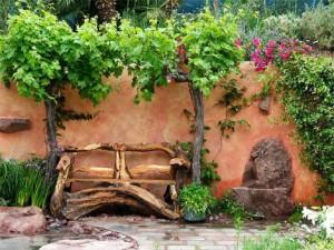 jardin rustico 3