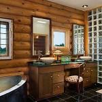 baños rusticos ideas